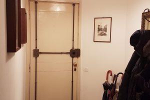 porta entrata appartamento privato
